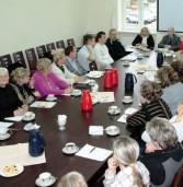 Sołtysi debatują nad ważnymi dla mieszkańców problemami