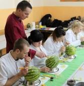 Szkolenie z carvingu, sztuka w gastronomii