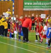 Ogólnopolski Halowy Turniej Piłki Nożnej Przedszkolaków rocznik 2007 i młodsi