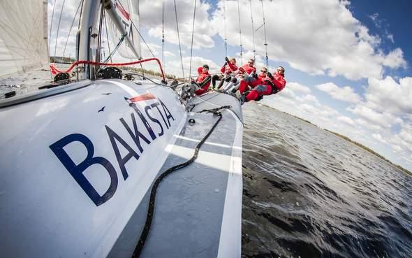 Szczeciński TeamBAKISTA rozpoczyna sezon regatowy nad Adriatykiem