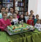 Uroczyste zakończenie ferii zimowych 2014 i otwarcie wystawy prac dzieci