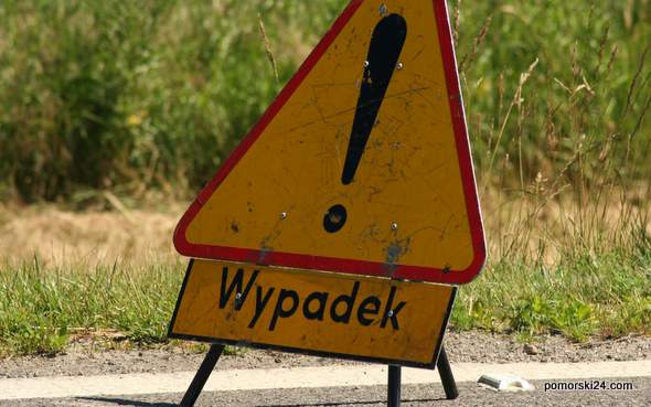 Wypadek pod Wolinem