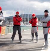 TeamBAKISTA na regatach w Niemczech