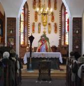 Dziękczynienie Dekanatu Kamień Pom. za Kanonizacje Bł.  Jana Pawła II w Śniatowie