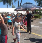 Letnia Akademia Małego Policjanta w Dziwnowie