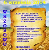 Dożynki Gminne we Wrzosowie