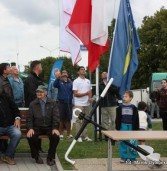Otwarcie Mistrzostw Europy Seniorów w Klasie Słonka w Kamieniu Pomorskim z wielką pompą.