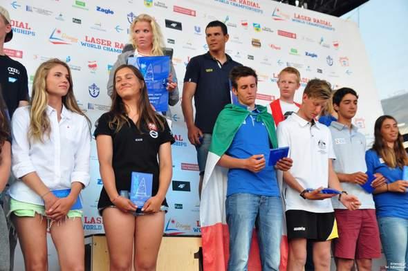 Zakończenie Mistrzostw Świata w olimpijskiej klasie Laser Radial