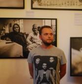 Wernisaż wystawy Marcina Zaborowskiego