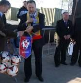 50– lecie Ludowego Klubu Sportowego Bałtyk Gostyń.