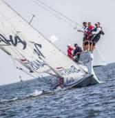 TeamBAKISTA zajmuje 7 pozycję w regatach Austrian Open.