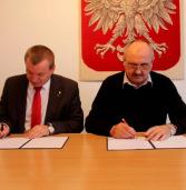 Podpisanie aneksu do umowy