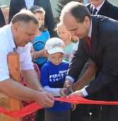 Dzieci z Buniewic mają nowy plac zabaw