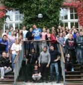 Akademia cyrkowa uczniów ze Świerzna