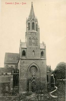 80 lat wieży kamieńskiej katedry