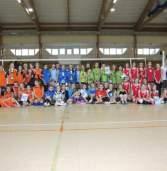 Młode siatkarki z Golczewa najlepsze w Turnieju Wojewódzkim