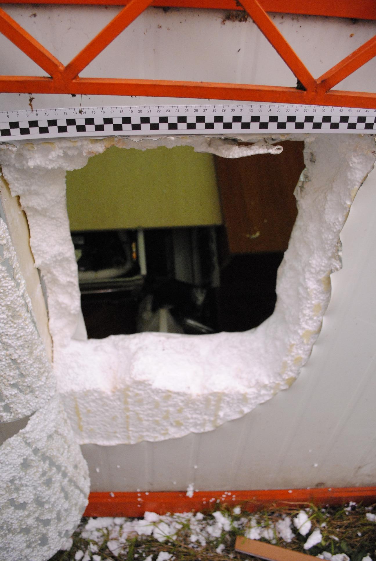 Sprawca wielu włamań i kradzieży przebywa w policyjnym areszcie