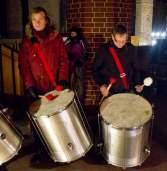 Wolińska Orkiestra Bębniarska nagrała płytę demo