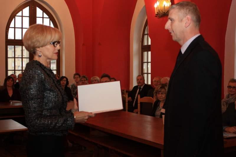 Kredyt dla nowego Burmistrza