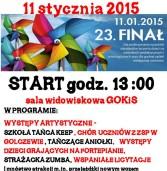 Finał WOŚP w Golczewie