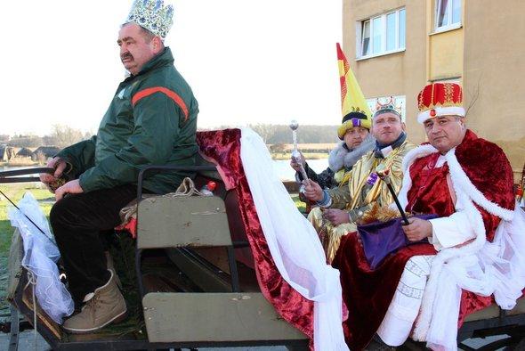 Orszak Trzech Króli – uliczne jasełka w Wolinie