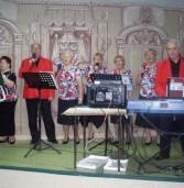 Dzień Babci i Dziadka  w Wiejskim Ośrodku Kultury i Bibliotece w Troszynie.