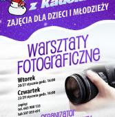 Warsztaty Fotograficzne KDK w Kamieniu Pomorskim