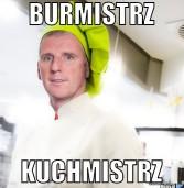 """Specjały """"burmistrza- kuchmistrza"""""""