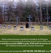 Uroczystość upamiętnienia więźniów i robotników obozu pracy Sosnowice