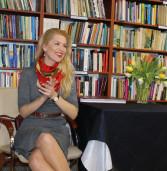 """""""Nie ma zbrodni bez ciała"""" – Katarzyna Bonda w międzyzdrojskiej bibliotece"""