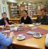 Spotkanie Klubu Miłośników Książki