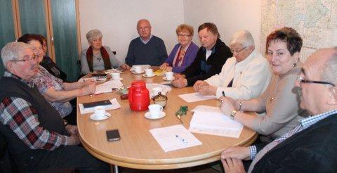 Gminna Rada Seniorów w Świerznie