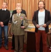 Uroczystości Dnia Zwycięstwa w 70. rocznicę zakończenia II wojny światowej w Kamieniu Pomorskim