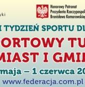 Tydzień Sportu – Kamień Pomorski