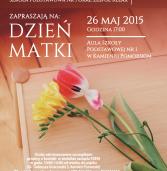 Dzień Matki w Kamieniu Pomorskim