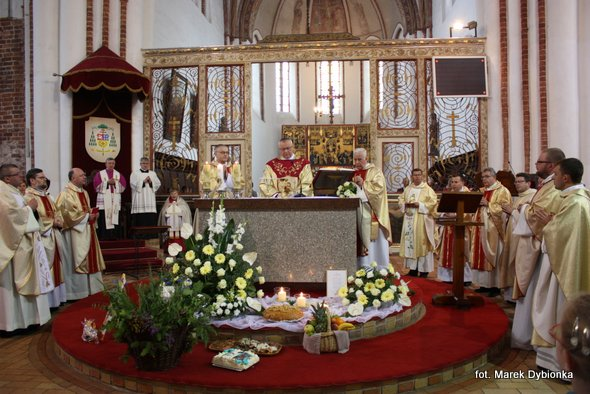 25. lecie święceń kapłańskich ks. kanonika Dariusza Żarkowskiego…