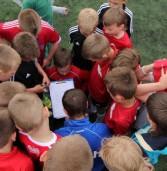 Turniej piłkarski na orliku z okazji Dnia Dziecka