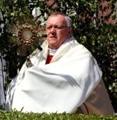 25 – lecie posługi kapłańskiej ks. Dariusza Żarkowskiego