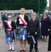 Nagrody Burmistrza dla najlepszych uczniów