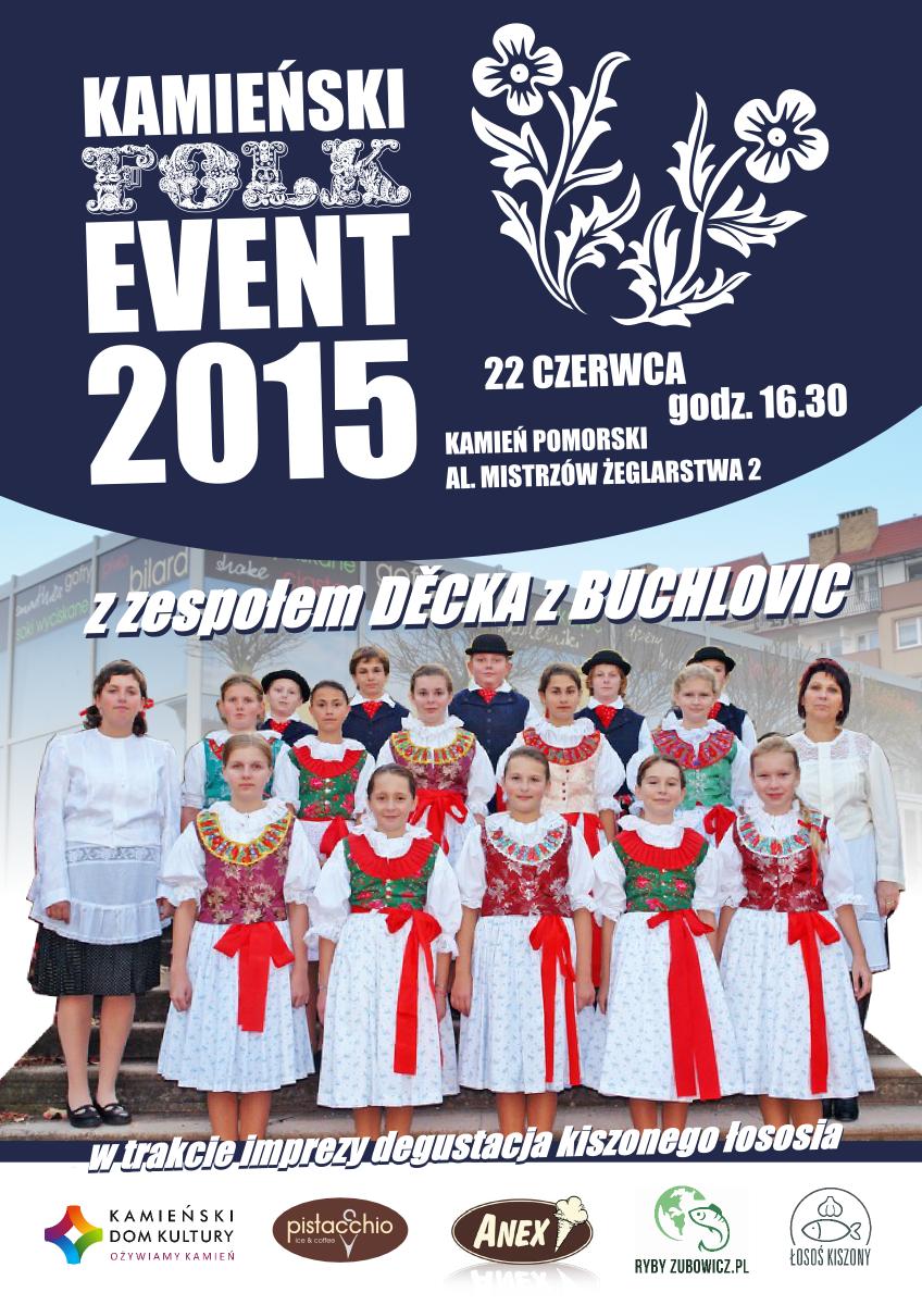 Kamieński Folk Event 2015