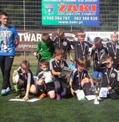 Pierwsze miejsce młodych Gryfiarzy na Turnieju w Szczecin Dąbiu!