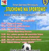 Festyn sportowy w Stuchowie
