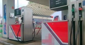Pijany mężczyzna groził wysadzeniem stacji paliw !