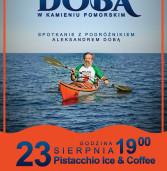 Spotkanie z Aleksandrem Dobą w Kamieniu Pomorskim