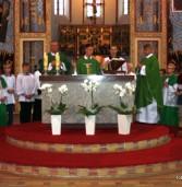 Ksiądz Bartek opuszcza parafię p.w. Św. Ottona biskupa Bambergu w Kamieniu Pomorskim