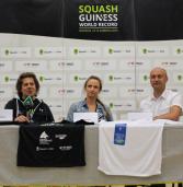Polak oficjalnym rekordzistą Guinnessa w grze w squasha.