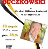 Spotkanie ze Zbyszkiem Buczkowskim  w bibliotece w Międzyzdrojach