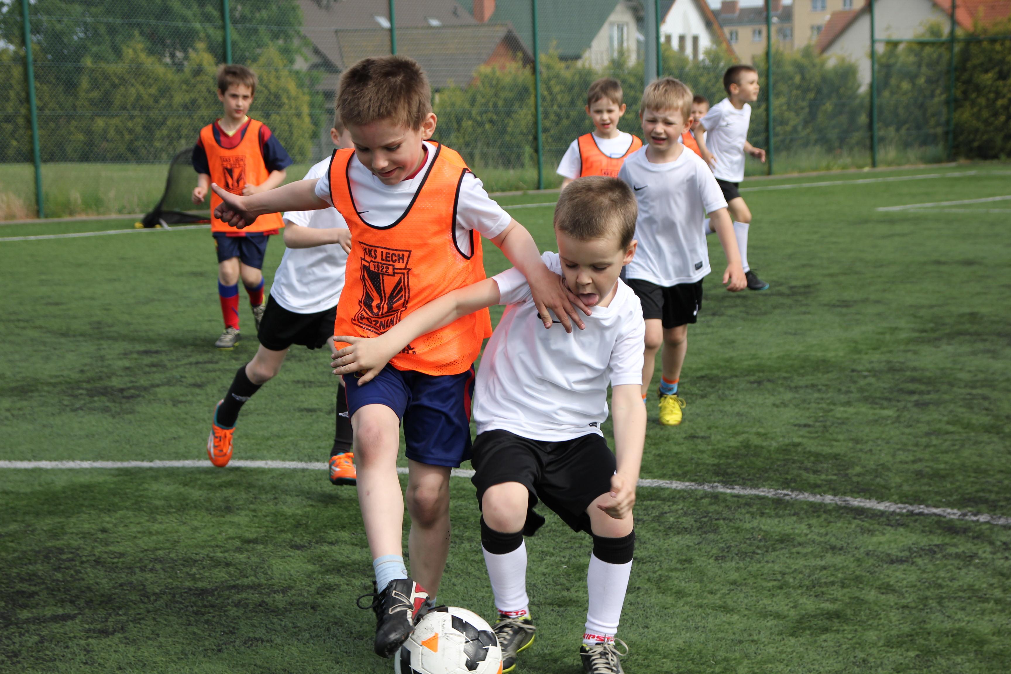 Nabór do sekcji piłkarskiej przedszkolaków!   Zapraszamy na pierwszy otwarty trening!