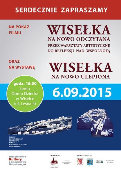 Pokaz filmu Wisełka na nowo odczytana.