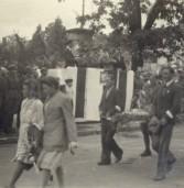 16 września 1945 r. – Rocznica odprawienia pierwszej mszy świętej w ponownie katolickiej katedrze.